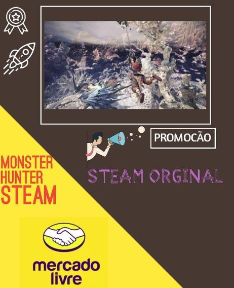 Monster Hunter: World - Steam