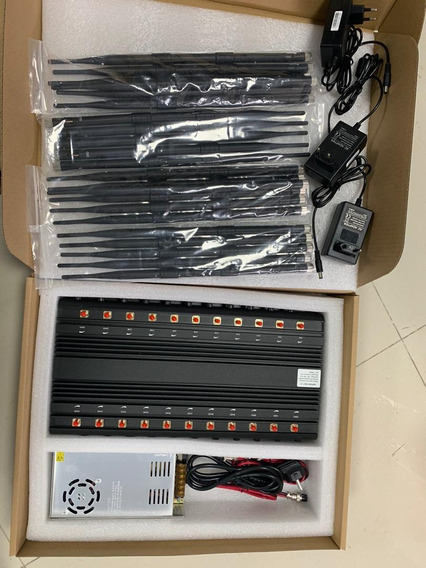 Rastreador Gps 22 Antenas
