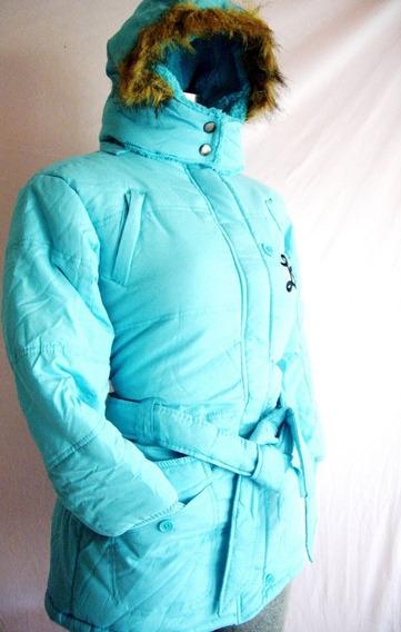 Chamarra Infantil Proteccion Frio Intenso Invierno Nieve
