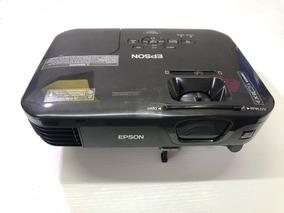 Projetor 3 Lcd Epson H430a Regulável E Controle Remoto