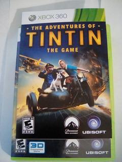 Las Aventuras De Tintin, Xbox360