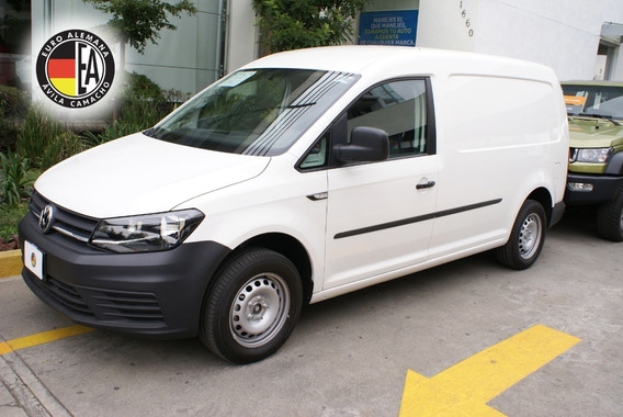 Vw Caddy Maxi Cargo Van Blanco 2019