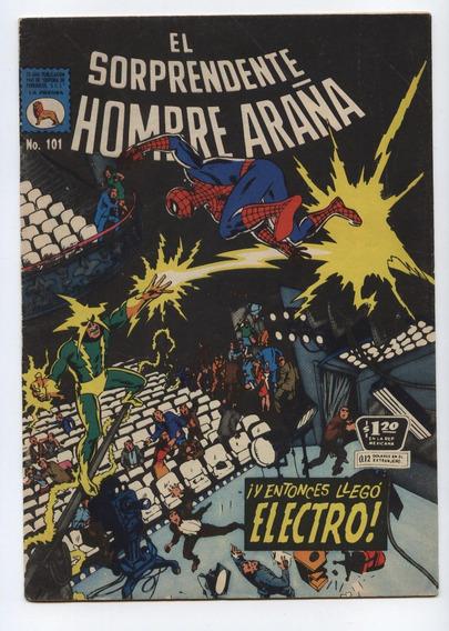 El Asombroso Hombre Araña 101 Ed. La Prensa