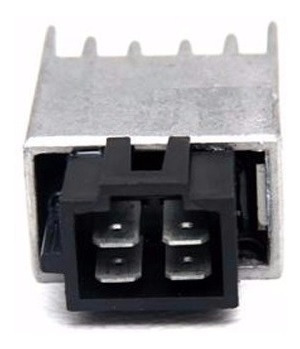 Retificador Regulador Voltagem Bateria Fan 125 2009 A 2013