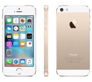 iPhone 5s Gold, Seminovo, 16gb