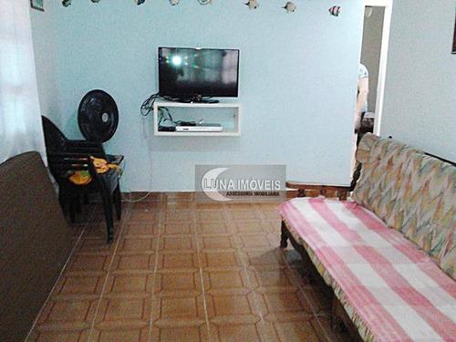 Imagem 1 de 20 de Casa Com 3 Dormitórios À Venda Por R$ 1.060.000,00 - Aviação - Praia Grande/sp - Ca0462