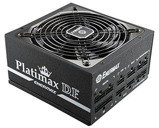Enermax Platimax D. F. 80 Plus Platinum Certificado Completo