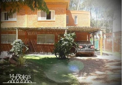 Oportunidad Agosto Casas En Complejo Solanas 3 Dormitorios