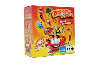 Barbecue Boom Juego Mesa Barbacoa Parrilla Magnific 2059 Ful