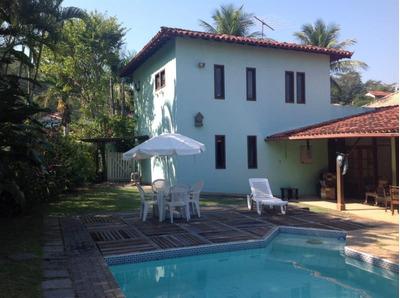 Casa Em Itaipu, Niterói/rj De 384m² 4 Quartos À Venda Por R$ 1.600.000,00 - Ca216569