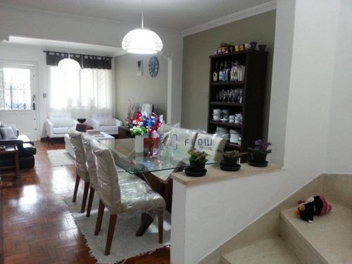 Imagem 1 de 26 de Casa 03 Dormitórios, 210 M² - Mirandópolis - São Paulo/sp - Ca0760