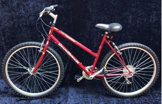 Bicicleta Dama Diamondback Willwood Rod/26