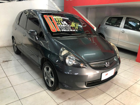 Honda Fit 2007 1.4 Lx 5p - Gasolina - Manual