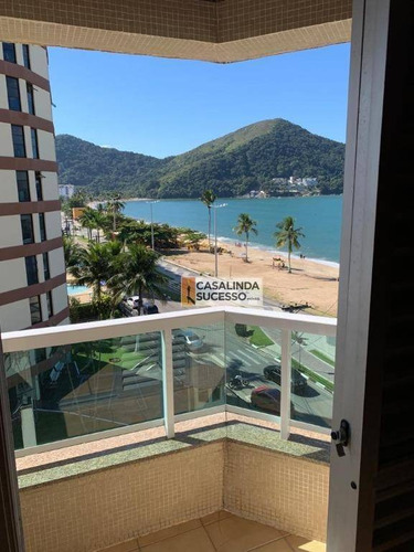 Imagem 1 de 14 de Apartamento Com 2 Dormitórios À Venda, 66 M² Por R$ 430.000,00 - Martim De Sá - Caraguatatuba/sp - Ap6136