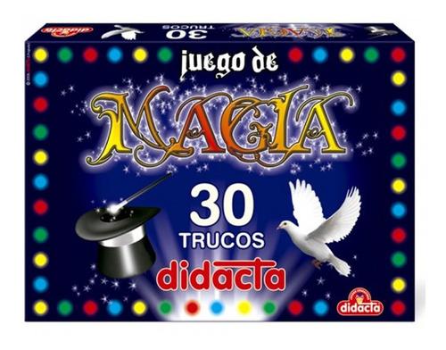 Juego De Mesa Magia 30 Trucos Didacta