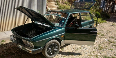 Volkswagen Brasilia Hachtback