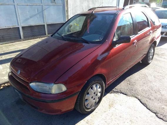 Fiat Palio Weekend 1998 1.7 Stile