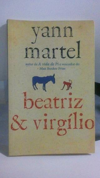 Livro Beatriz & Virgílio