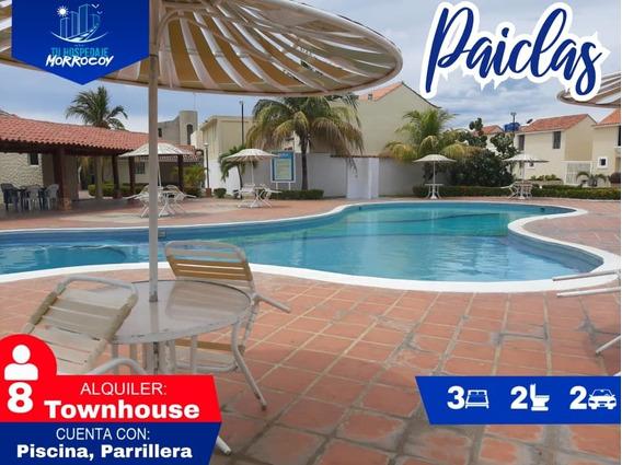 Alquiler De Casas Y Apartamentos En Tucacas Morrocoy #01