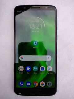 Smartphone Motorola Moto G6 32 Gb