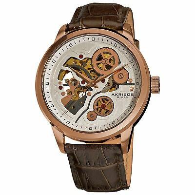Reloj De Pulsera Akribos Xxiv Classic Para Hombre Ak538br