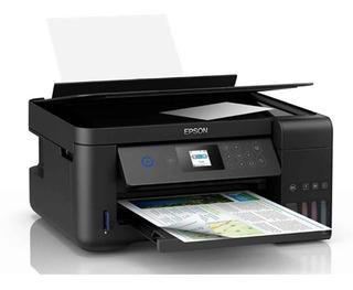 Impresora Epson Multifuncional L4160