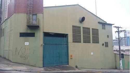 Galpão  Comercial Para Venda E Locação, Bairro Jardim, Santo André. - Ga0450