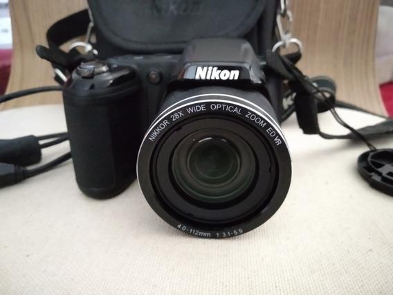 Câmera Fotográfica-nikon-coolpix L340