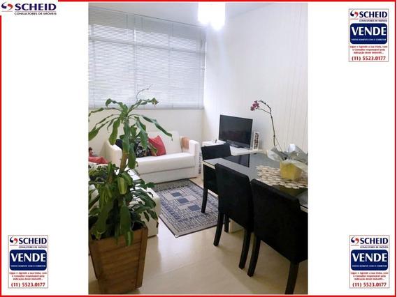Apartamento Reformado À Venda | Bairro Planalto Paulista | Com 02 Dormitórios, 01 Vaga, Área De 62m² - Mr67829