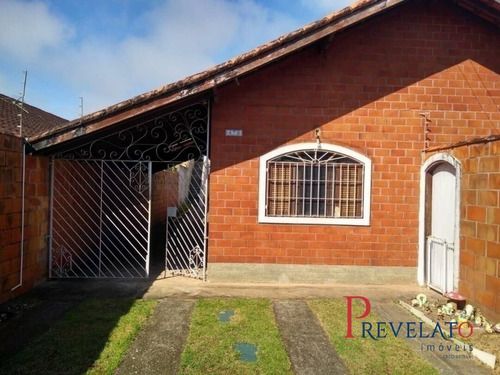 Imagem 1 de 15 de Ct-7498 Casa A 1 Km  Da Praia - Ct-7498