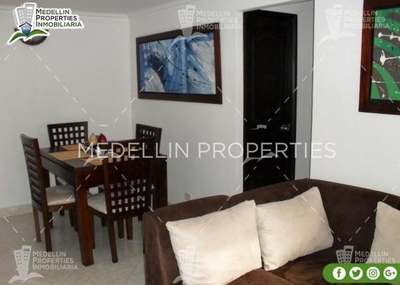 Arrendamientos De Apartamentos Baratos En Medellín Cód: 4295