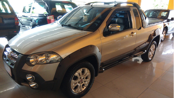 Fiat Strada Adventure Locker 1.8 2009 Flex