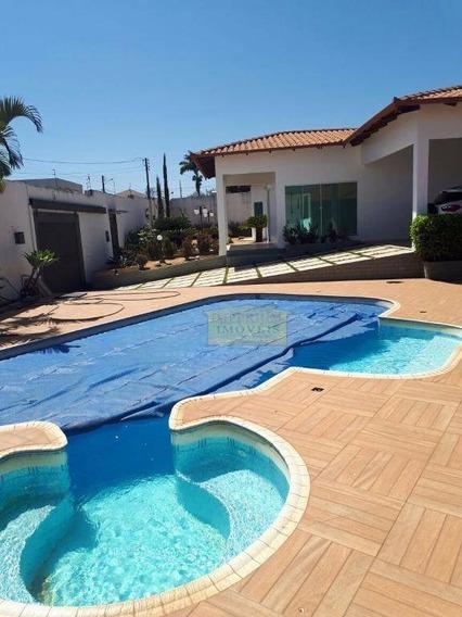 Casa Residencial À Venda, Anápolis City, Anápolis. - Ca0210