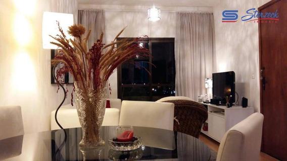 Apartamento Com 2 Dormitórios À Venda, 90 M² Por R$ 420.000,00 - Parque Nova Suiça - Valinhos/sp - Ap0388