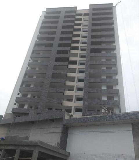 Apartamento De Frente A Praia Em Mongaguá Ref:7469w