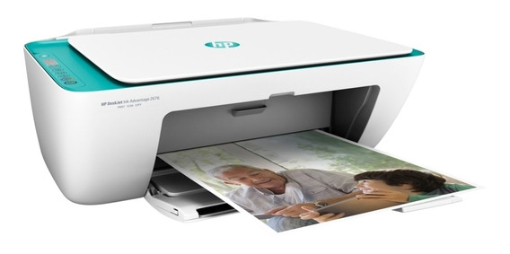 Multifuncional Hp Deskjet Ink Advantage 2676 Wi-fi Y5z00a