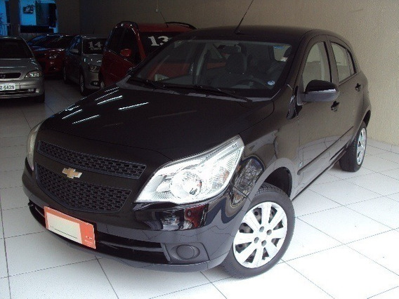 Chevrolet Agile Lt 1.4 8v Flex 4p Manual