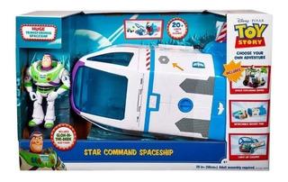 Toy Story Buzz Lightyear Nave Espacial De Comando Estelar