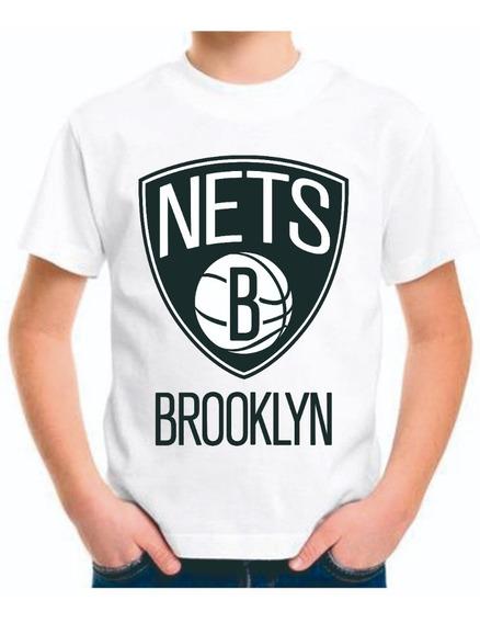 Remera Brooklyn Nets Nba