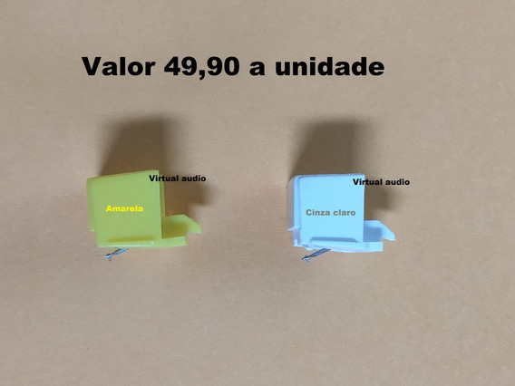 Agulha Atn3601 Atn3600 Atn-3601 Aiwa Gradiente Pioneer Sony