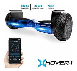 Hover1 Nomada Hoverboard Todo Terreno Con Llantas Todoterren