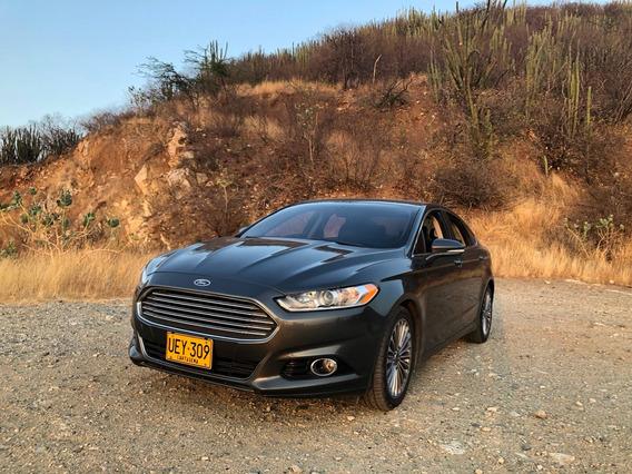 Ford Fusion Ford Fusion Titanium 2015