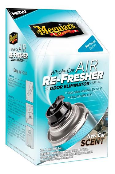 Car Air Refresher New Car Meguiars G091-34-57-01