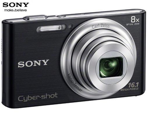 Câmera Digital Sony