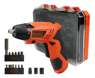 Atornillador 4.8v Black Decker Kc4815k Black + Decker Kc4815k-ar