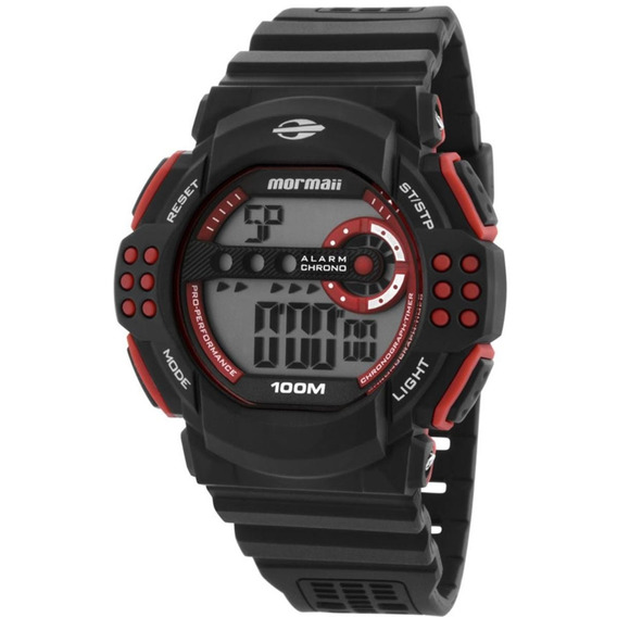 Relógio Mormaii Masculino Mo11540/8r