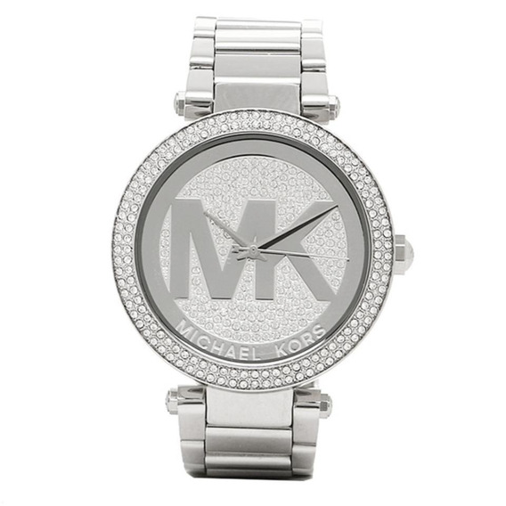 Reloj Michael Kors Mk5925 Parker Stainless Steel