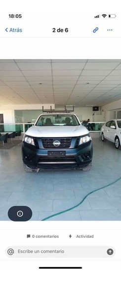 Nissan Np300 2.5 Pick-up Dh Aa Pack Seg Mt 2018