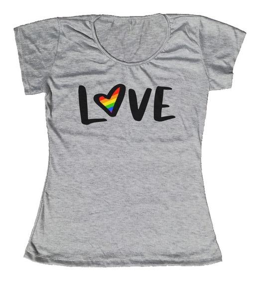Love Gay Pride - Remera Dama - Orgullo