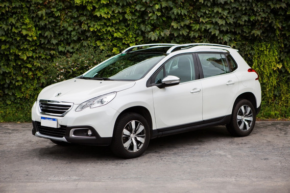 Peugeot 2008 Sport Thp 2017 Blanco 5p